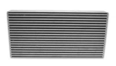 """Air-to-Air Intercooler Core : 22"""" x 11.8"""" x 4.5"""""""
