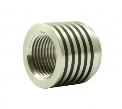 Stainless Tall Manifold Bung