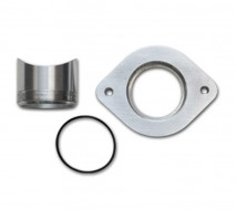 Weld On Flange Kit for Greddy BOV (Steel Weld Fitting / Alum Flange)
