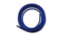 "1/8"" (3.2mm) I.D. x 50ft Silicone Vacuum Hose Bulk Pack - Blue"