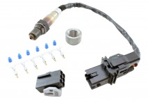 Bosch LSU 4.2 Wideband UEGO Installation Kit. Includes: Bosch LSU 4.2 Wideband UEGO Sensor, Weld-On Bung, Connector, Wire-Seals & Pins