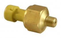 "75 PSIa or 5 Bar Brass Sensor Kit. Brass Sensor Body. 1/8"" NPT Male Thread. Includes: 75 PSIa or 5 Bar Brass Sensor,Connector, Pins"