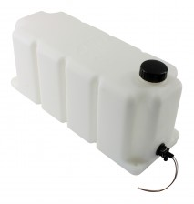 V2 Water/Methanol Injection 5 Gallon Tank Kit with Conductive Fluid Level Sensor