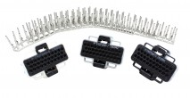 Plug & Pin Kit for 30-1500U. Includes: A, B & C Connectors & 105 X Small Contacts