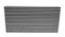 """Air-to-Air Intercooler Core (Core Size: 18""""W x 6.5""""H x 3.25""""thick)"""