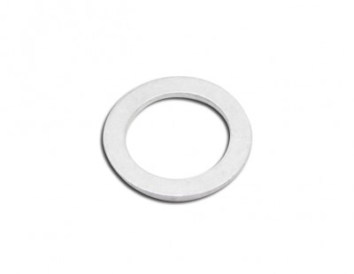 "High Volume Fuel Rail Aluminum Crush Washer. -6 (9/16"")"