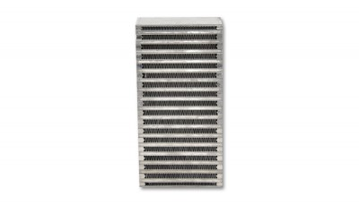 "Air-to-Air Intercooler Core : 6"" x 11.80"" x 3.00"""