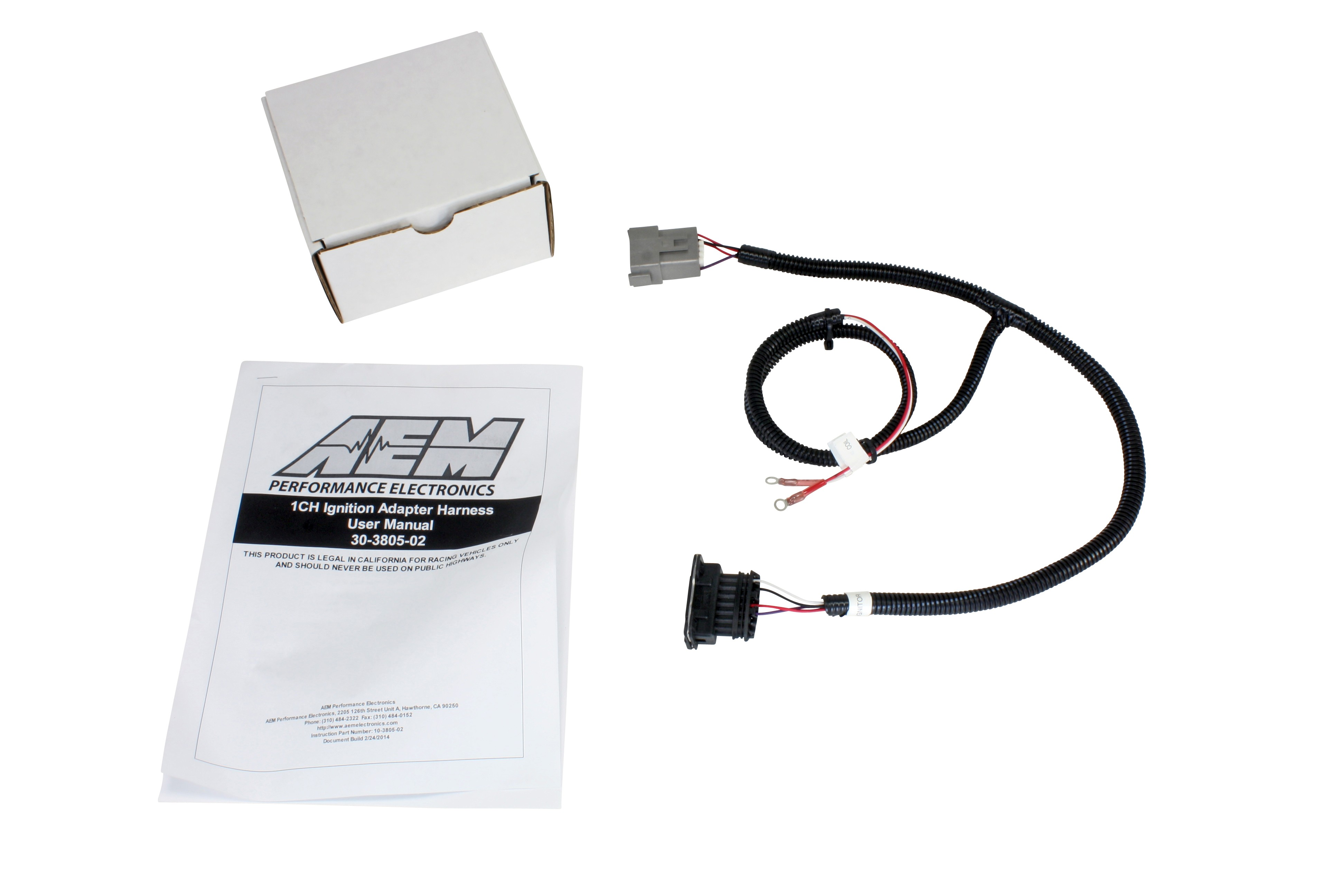 Infinity Core Harness Universal Accessory Wiring Harness - Single Channel  Ignition