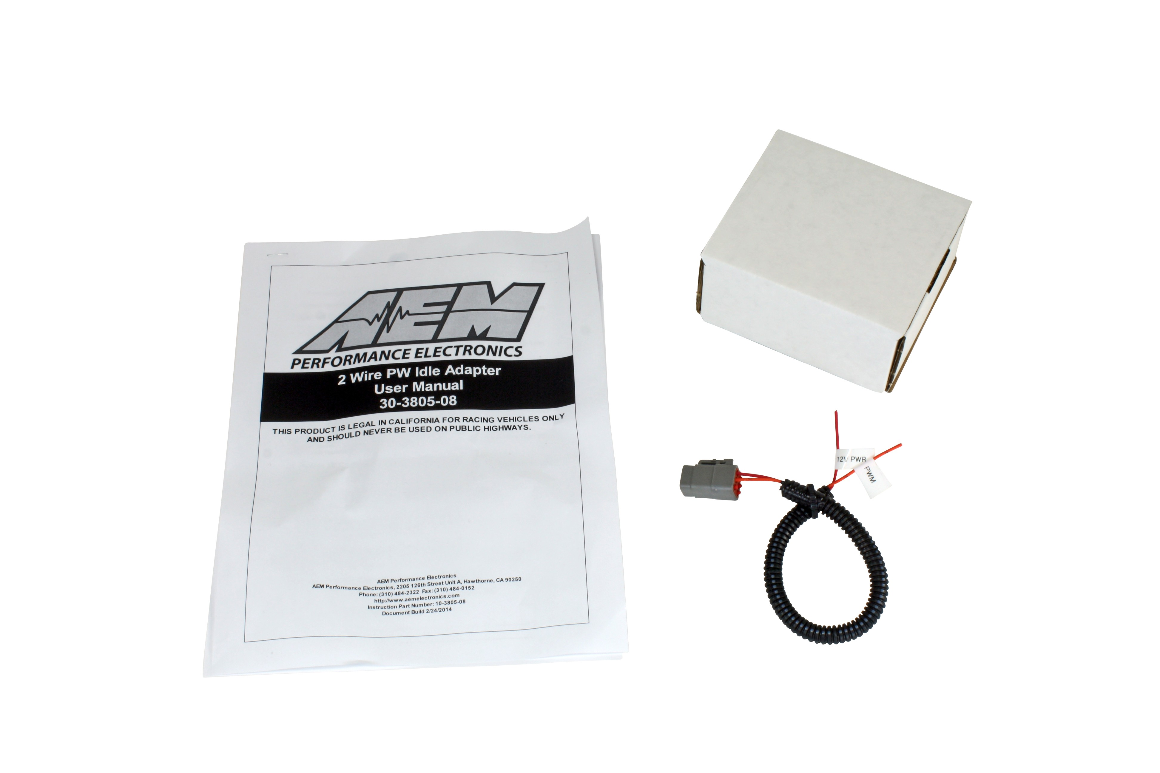 Infinity Core Harness Universal Accessory Wiring Pwm Idle Wire