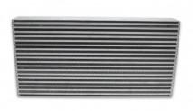 """Air-to-Air Intercooler Core : 22"""" x 9.85"""" x 4"""""""