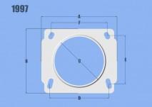 Mass Air Flow Sensor Adapter Plate for Nissan applications
