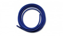 "1/4"" (6mm) I.D. x 25ft Silicone Vacuum Hose Bulk Pack - Blue"