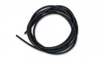 "5/16"" (8mm) I.D. x 10ft Silicone Vacuum Hose Bulk Pack - Black"