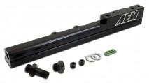 High Volume Fuel Rail. Black. Honda B16A2 & B16A3