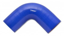 "4 Ply 90 Degree Elbow, 2"" I.D. x 7.5"" Leg Length - Blue"