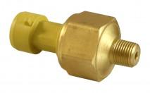 "75 PSIa or 5 Bar Brass Sensor Kit. Brass Sensor Body. 1/8"" NPT Male Thread. Includes: 75 PSIa or 5 Bar Brass Sensor,Connector, Pins"