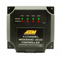 X-WiFi Wideband UEGO and EGT Wireless Gauge Controller