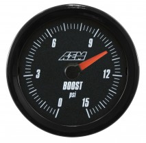 Boost Pressure Gauge 0-15PSI