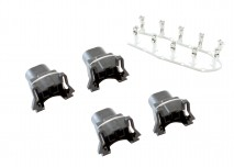Bosch Injector Plug Kit 4 Pack. Includes: 4 Bosch Injector Connectors & 10 Pins